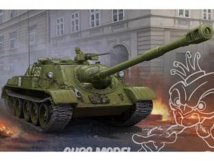 Hobby Boss maquette militaire 84543 SU-122-54 CANON ANTI-CHARS AUTOMOTEUR SOVIÉTIQUE 1956 1/35