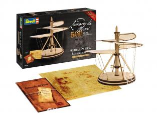 Revell kit en bois 00515 les idées de léonard La vis aerienne