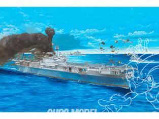 TRUMPETER maquette bateau 03711 USS CV-5 YORKTOWN 1941 1/200