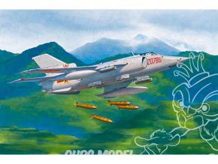 TRUMPETER maquette avion 01686 NANCHANG Q-5 1980 1/72