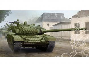 TRUMPETER maquette militaire 09548 T-72A Mod.1985 SOVIET MAIN BATTLE TANK 1986 1/35