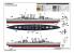 TRUMPETER maquette bateau 05353 HMS CORNWALL CROISEUR DE BATAILLE ROYAL NAVY 1941 1/350