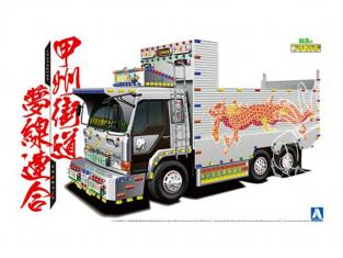 Aoshima maquette camion 52921 Spirit Of Borsalino 1/32