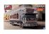 Aoshima maquette camion 52037 Shiina Line Express Fukusuke 1/32