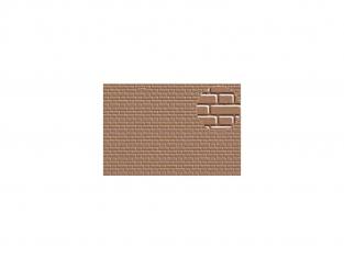 Slaters 409 Feuille de polystyrène imitation brique flamande beige 4mm