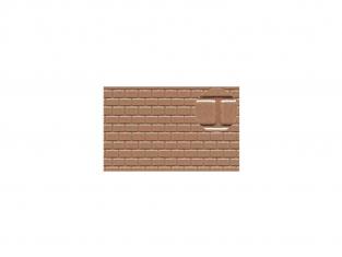 Slaters 426 Feuille de polystyrène imitation tuile de toiture beige 4mm