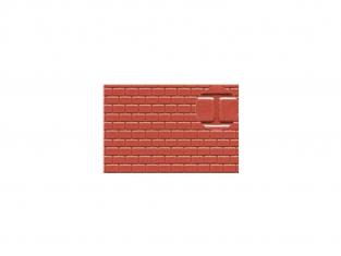 Slaters 425 Feuille de polystyrène imitation tuile de toiture rouge 4mm