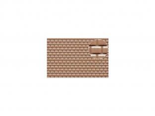 Slaters 442 Feuille de polystyrène imitation tuile de toiture beige 2mm