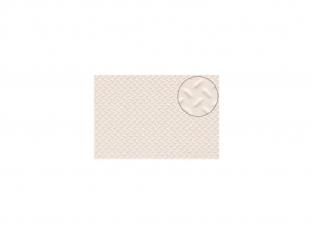 Slaters 453 Feuille de polystyrène imitation anti derapante 1/87 HO