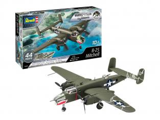 Revell maquette avion 03650 B-25 Mitchell Model kit 1/72