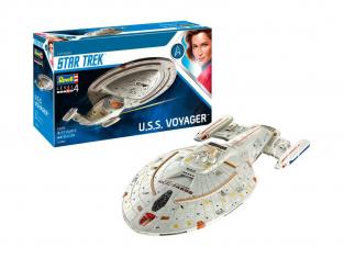Revell maquette Star Trek 04992 U.S.S. Voyager 1/600