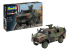 Revell maquette militaire 03284 Dingo 2 GE A2.3 PatSi  1/35