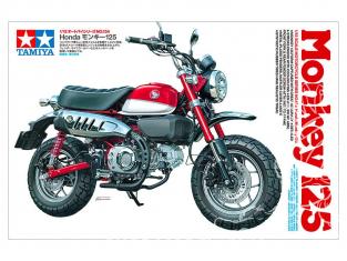 tamiya maquette moto 14134 Honda Monkey 125 1/12