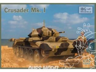 IBG maquette militaire 72065 Crusader Mk.I 1/72