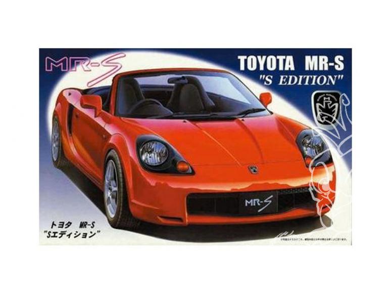 Fujimi maquette voiture 3535 Toyota MR-S 1/24