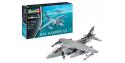 Revell maquette avion Model set 63887 BAe Harrier GR.7 1/144