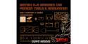 Meng maquette voiture SPS-067 Accersoires pour Rolls-Royce Blindée 1/35