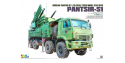 Tiger Model maquette militaire 4644 PANTSIR S1 Missile System SA-22 Greyhound 1/35