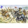Italeri maquette historique 6011 cavalerie confederee 1/72