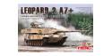 Meng maquette militaire TS-042 Le léopard né pour la guerre urbaine 1/35