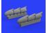 Eduard kit d'amelioration brassin Big SIN64859 Spitfire Mk.I Tamiya 1/48