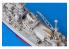 Eduard photodecoupe bateau 53241 DKM Blucher Trumpeter 1/350