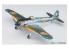 HASEGAWA MAQUETTE BD 52198 Escadron Kotobuki du désert Ki43-I hayabusa Oscar Emma 1/48