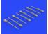 EDUARD Brassin super detaillage 635016 Panzerfaust 60 1/35