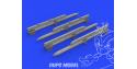 Eduard kit d'amelioration brassin 672219 AIM-120C AMRAAM 1/72