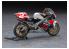 Hasegawa maquette moto 21719 Honda NSR500 Championnat du monde de courses sur route du Japon, GP500 1989 1/12