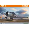EDUARD maquette avion 7074 F6F-3 Hellcat ProfiPack 1/72