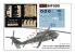 Hobby Fan HF090 kit de conversion UH-60M ROC Army pour kit Italeri 1/48
