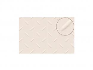 Slaters 451 Feuille de polystyrène imitation anti derapante 1/25