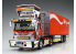 Aoshima maquette camion 50316 Mary The Route 5 - Crazy Prostitute Mary 1/32