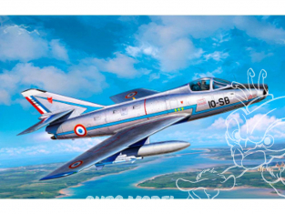 Frrom maquettes avions 0035 Super Mystère B2 Early 1/72