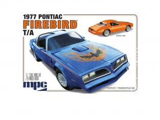 MPC maquette voiture 916 Pontiac Firebird 1977 1/25