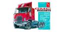 AMT maquette camion 1140 GMC Astro 95 1/25