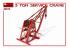 Mini Art maquette militaire 35576 GRUE DE SERVICE 3 TONNES 1/35