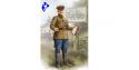 Trumpeter figurine militaire 00703 OFFICIER TANKISTE SOVIETIQUE