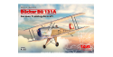 Icm maquette avion 32033 Bücker Bü 131A, avion d'entraînement allemand 1/32