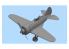 Icm maquette avion 32007 I-16 type 24 avec pilotes soviétiques (1939-1942) 1/32