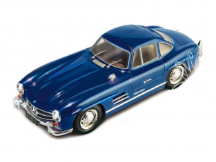 Italeri maquette voiture 3645 MERCEDES BENZ 300 SL GULLWING 1/24