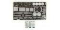 Aoshima maquette voiture 10921 Kit d'amélioration Pagani Huayra 1/24