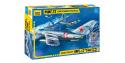 Zvezda maquette avion 7318 Chasseur soviétique MiG-17 1/72