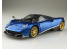 Aoshima maquette voiture 55991 Pagani Huayra Pacchetto Tempesta 1/24