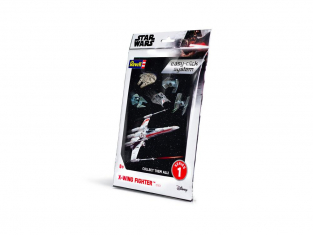 Revell Star Wars 01101 Easy-click system STAR WARS X-Wing Fighter 1/112