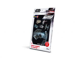 Revell maquette 01102 Easy-click system Darth Vader's TIE Fighter