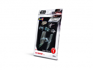 Revell Star Wars 01103 Model Easy-click system Tie fighter 1/110