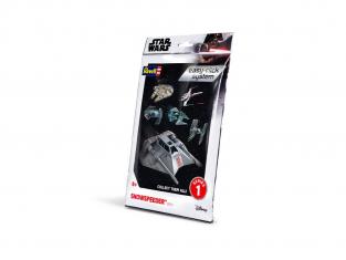 Revell Star Wars 01104 Easy model system Snowspeeder 1/52