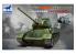 Bronco maquette militaire CB32001 Char sovietique T-34-85 1/32